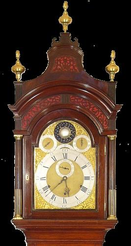 John Ellicott Clock c1750